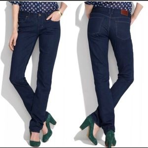 Madewell • Rail Straight Jeans 27x30